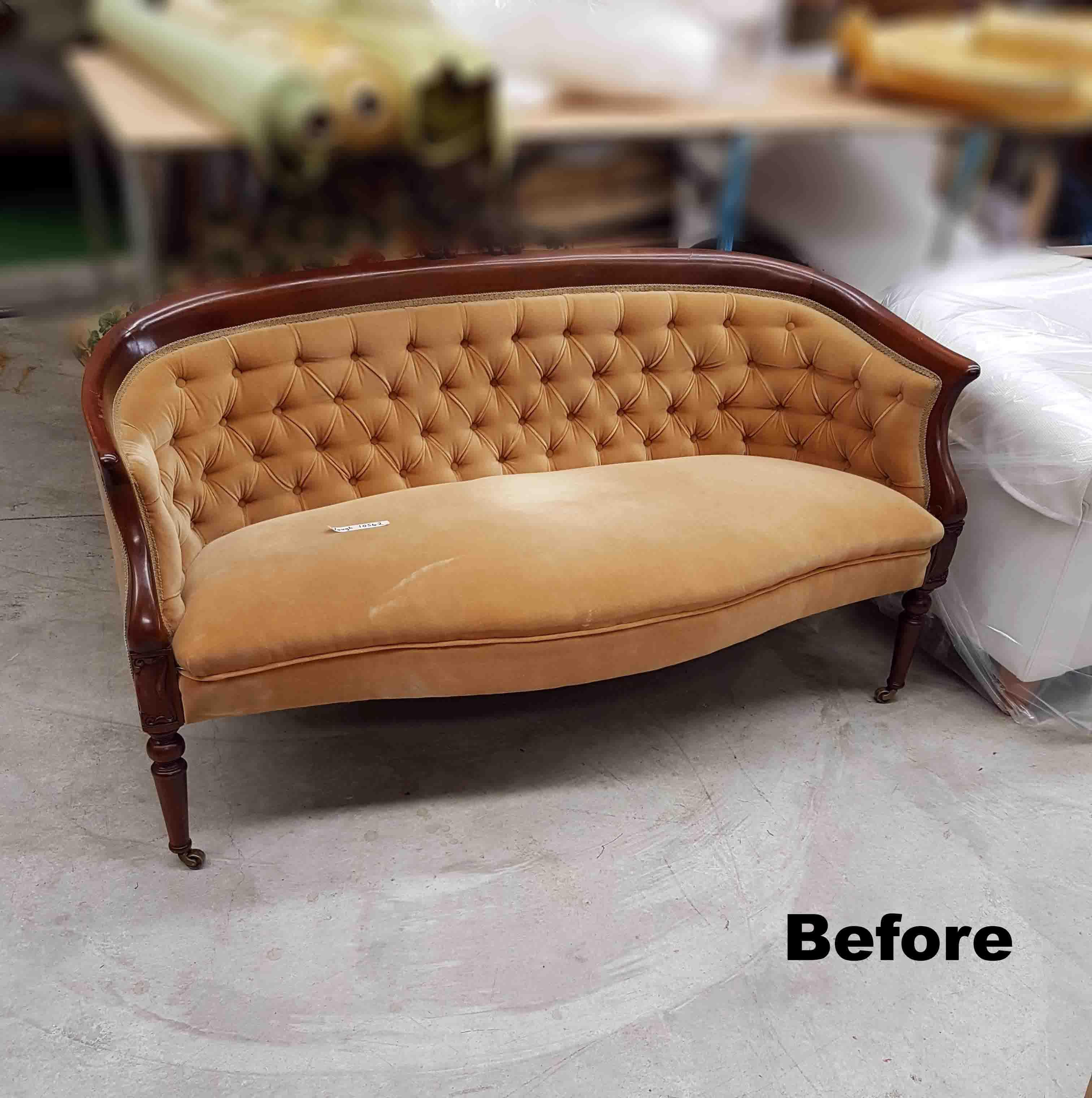 Upholstery Wilson Nicholson