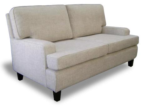 Berkshire 2 seat sofa on legs