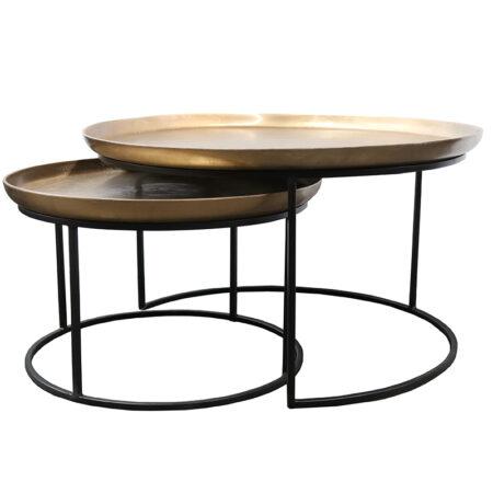 Calypso Coffee Tables set/2