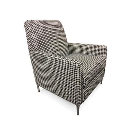 Harry Chair in Edition Formal fabric from James Dunlop. Contemporary look