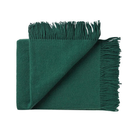 Nevis Throw Rug - Forest