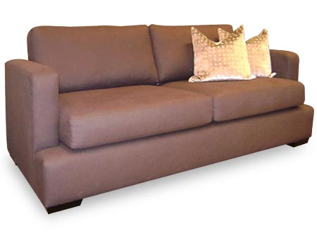New York modern 2 seat NZ made sofa