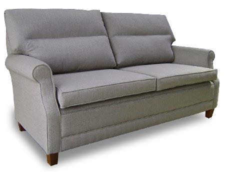 Oxford sofa round arm 2 seater settee
