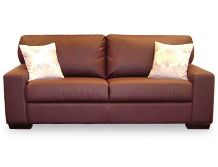 Sally sofa square arms