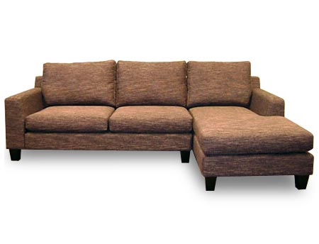 San Franciso modular sofa with chaise