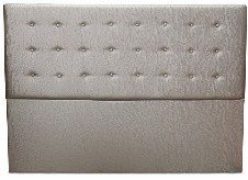 headboard modern upholstered grid buttons