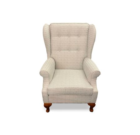 Peyton Wing Cabriole Legs chair
